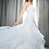Thumbnail: Gorgeous Kenneth Winston 1702 Wedding Dress size UK 14