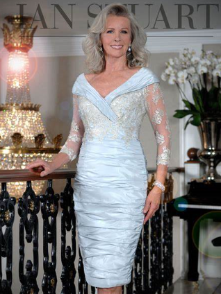Ian Stuart Mother of the Bride ISL861 Sz18
