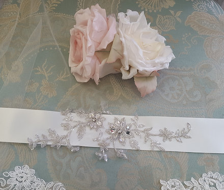 All Things Darcy Ivory Rosings Sash