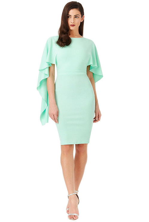 Mint Green occasion dress UK size 12