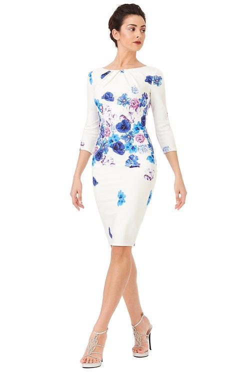 Stunning Floral Dress UK size 8