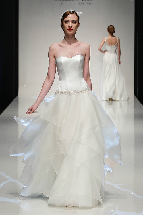 Stephanie Allin - Nora Wedding Dress Size 12