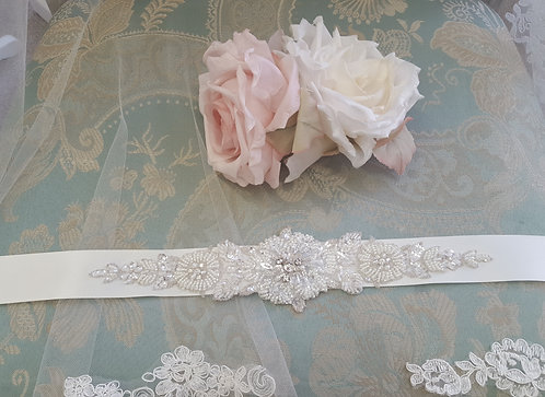 All Things Darcy Ivory Mary Sash