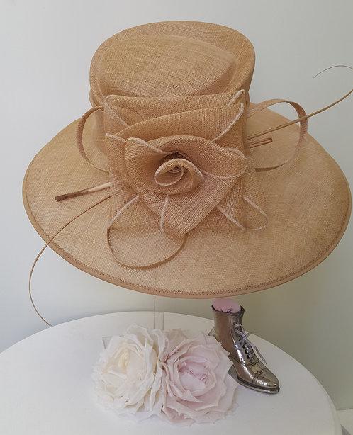 Gorgeous Gold Hat