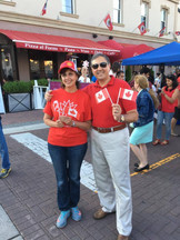 Serving Mississauga Streetsville with Rotary and Friends on Canada 150