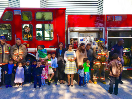 Supporting the Mississauga Foodbank with Fire Safety Awareness