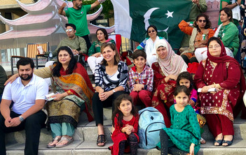Celebrating Eid Ul Adha with the Pakistani Community