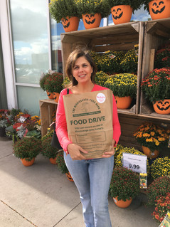 One more year of supporting the Mississauga Foodbank