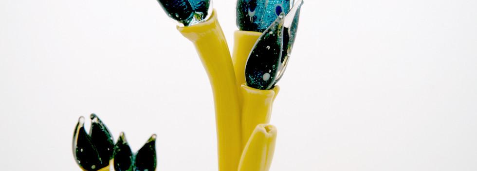 Jaune-yellow (détail)