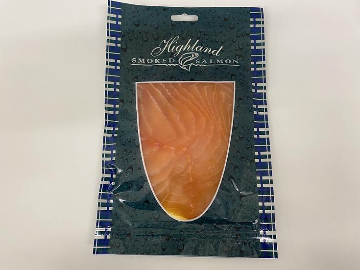 382. Saumon fumé d'Ecosse 200 gr/plaquette - 11,35€/pc