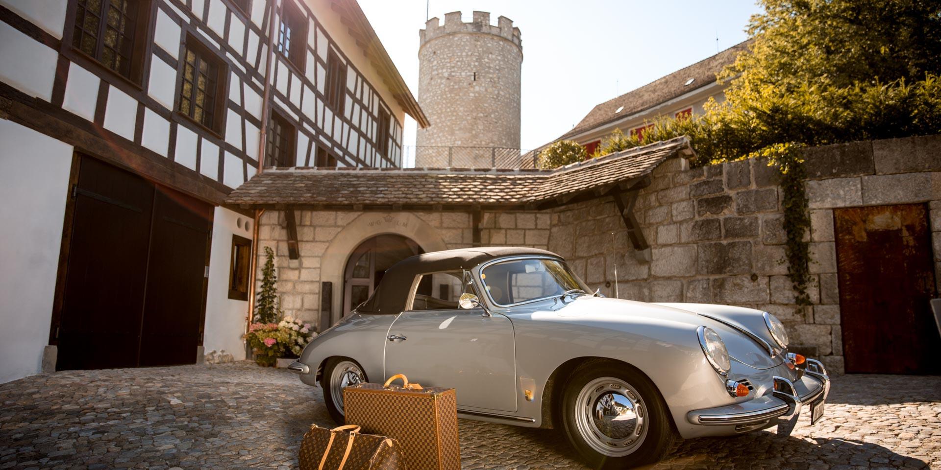 Relais & Châteaux Hotel Krone Regensberg