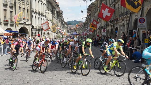 Tour de Suisse - Internationales Radrennen