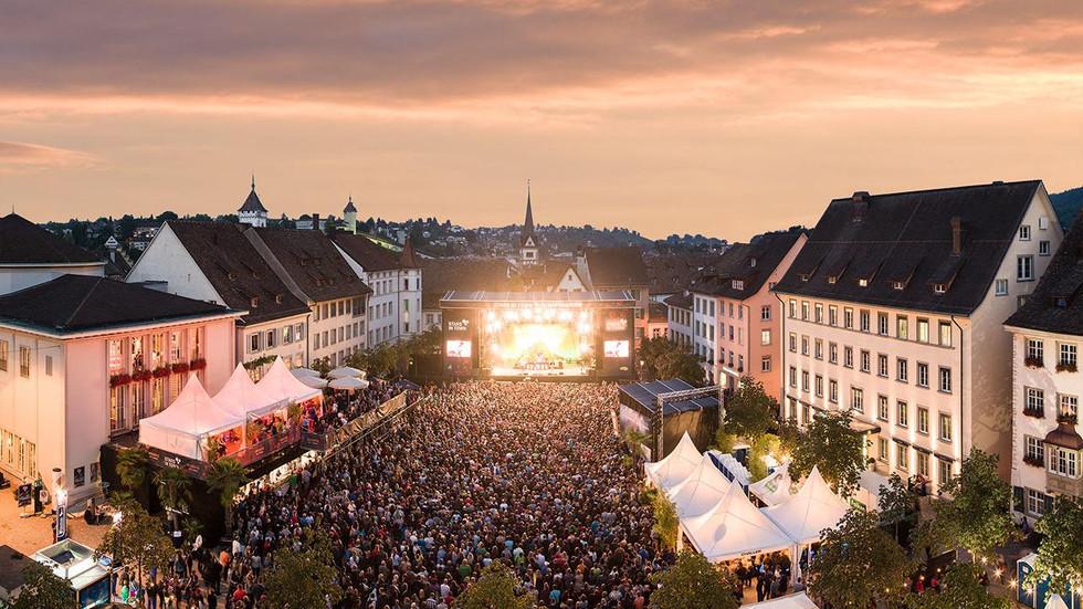 Stars in Town Festival Schaffhausen