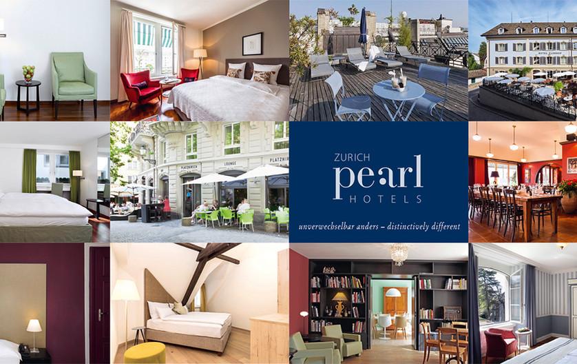 Zurich PEARL Hotels