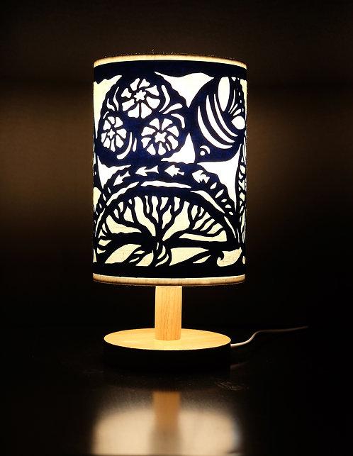 Night Lamp «Red Sea»