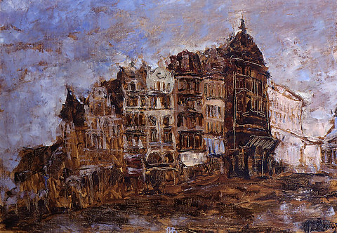 «Old England» in Brussels