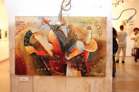 Israeli Artists from Baltic Republics