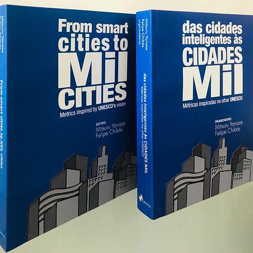 Das cidades inteligentes às Cidades MIL - box 2 livros
