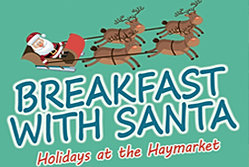 Image result for breakfast with santa haymarket lincoln ne