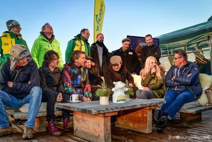 Pressekonferenz - Skiopening Schladming 2018