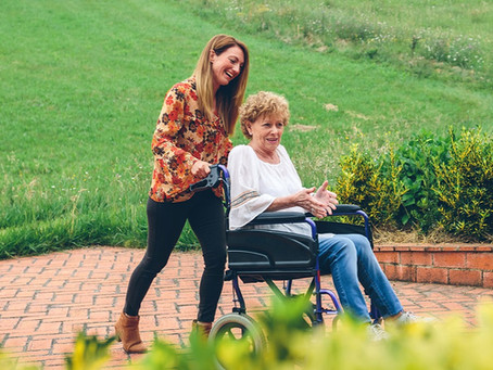 The Dementia Patient:  3 Step Fall Prevention Plan