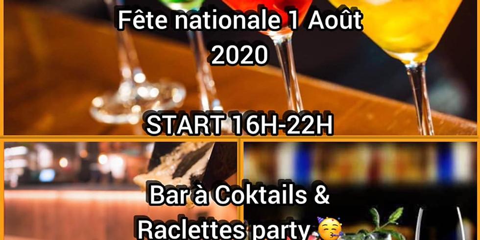 Fête du 1er Août 2020