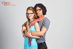 Dharma Eyeglass Launch Campaign
