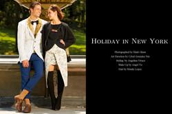 HOLIDAY IN NY - CITY LIFE MAG NOV.