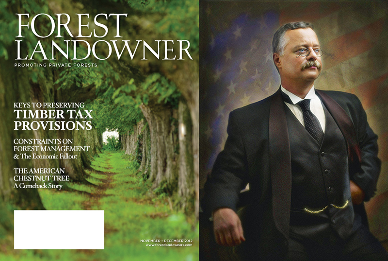 Forest Landowner Magazine