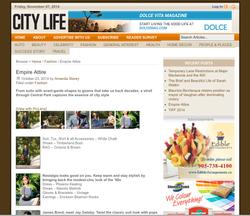 City Life Magazine (Canada)