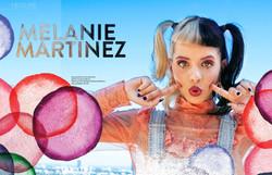 Melanie Martinez hair by Mariah