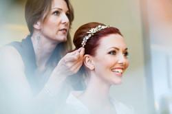 wedding makeup by Mariah Nicole