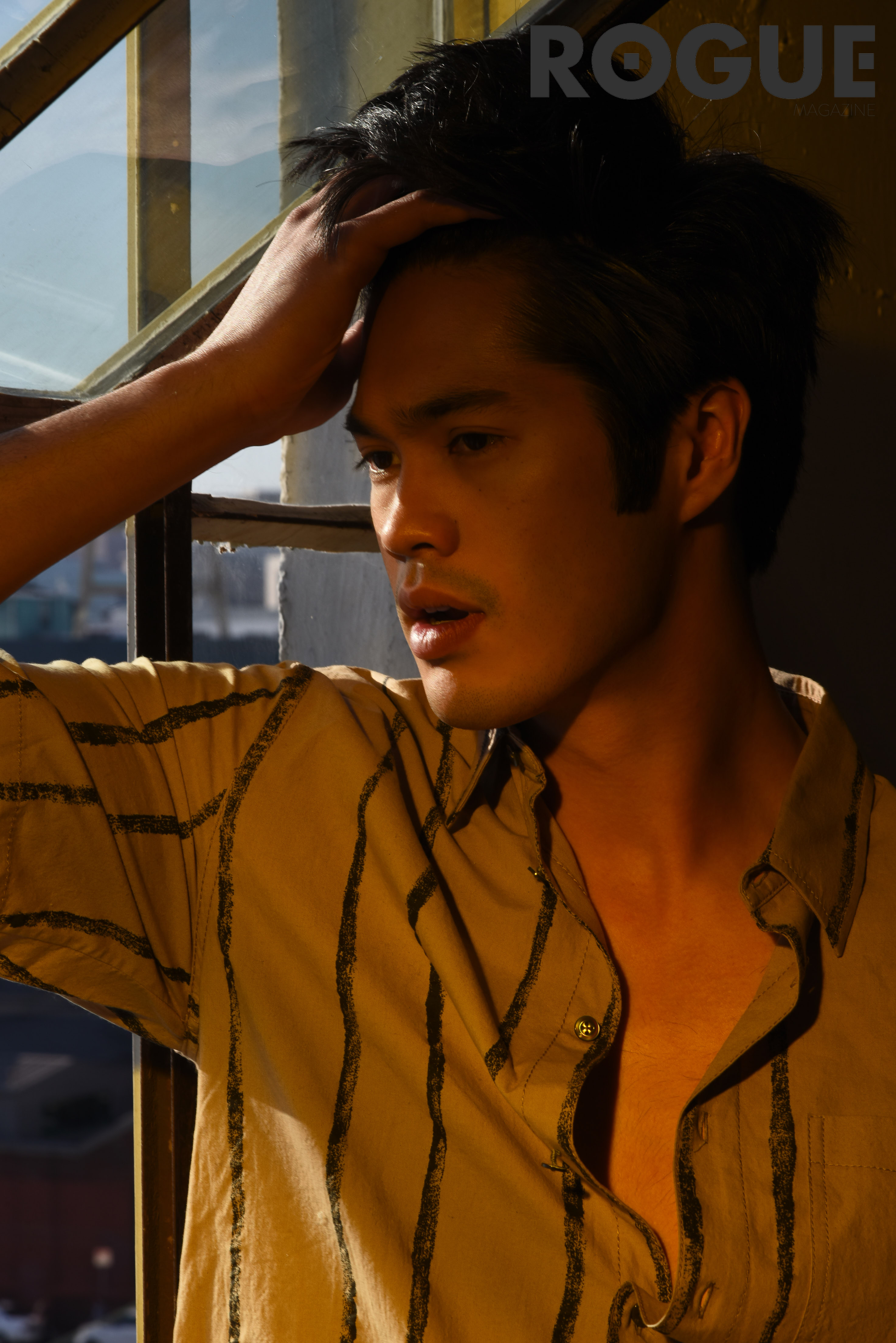 Ross Butler for Rogue Magazine