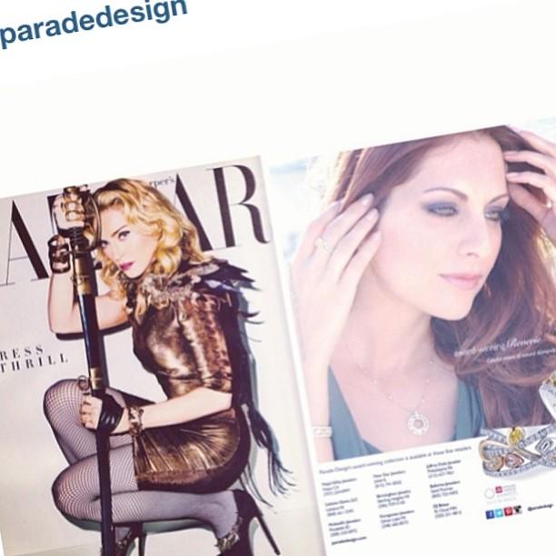 Harper's Bazaar, Parade Jewelry