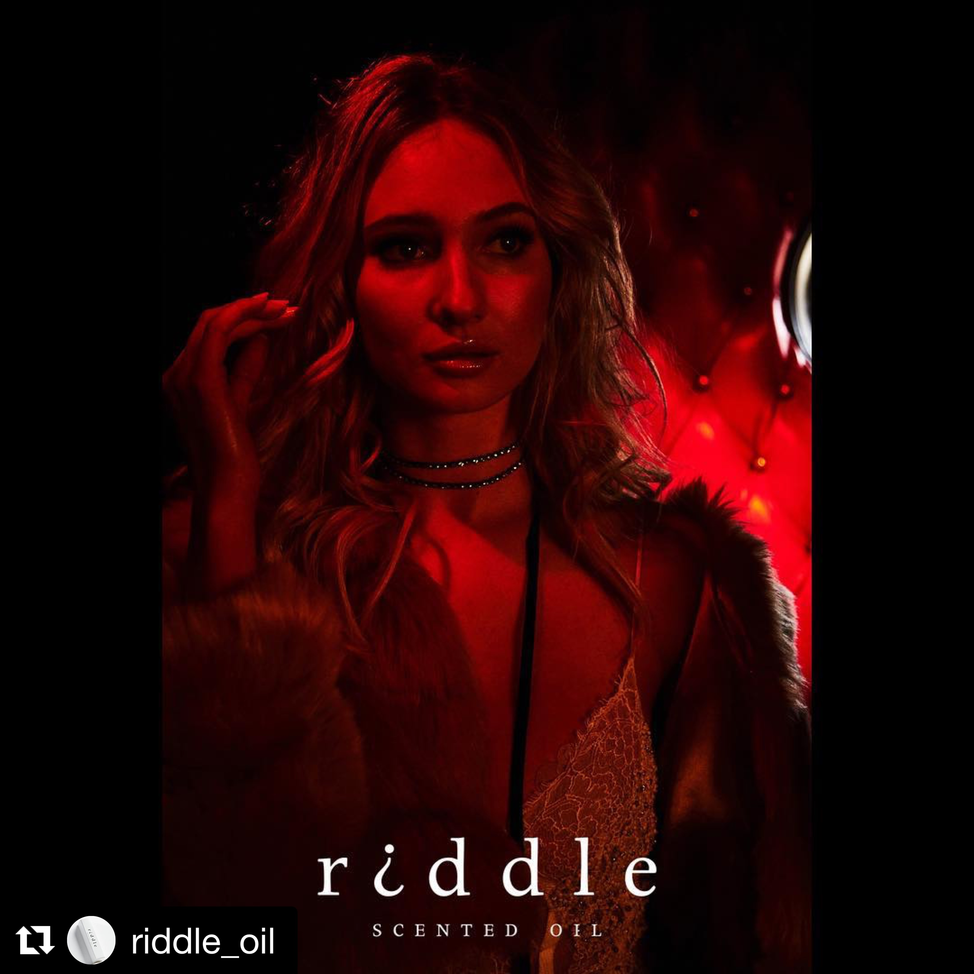 Riddle Oil, Mariah Nicole Beauty