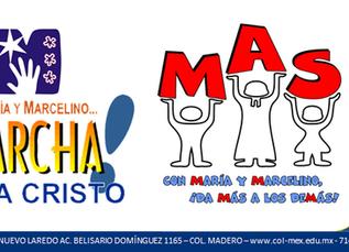 Marcha y MAS.