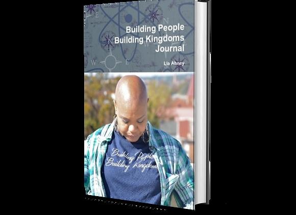 Building People Building Kingdoms Journal