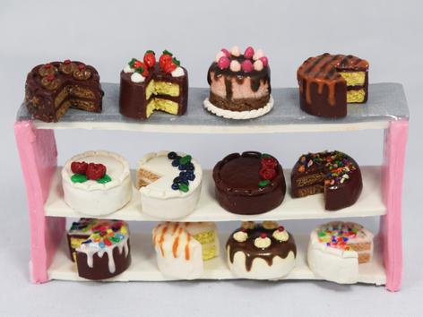 Cake Shelf Miniature