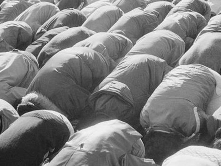 Prophets Bowing Their Knees to Man