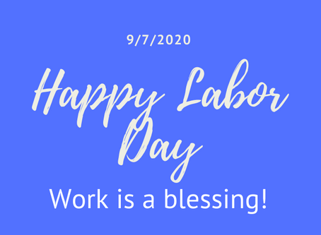 Why we Celebrate Labor Day?
