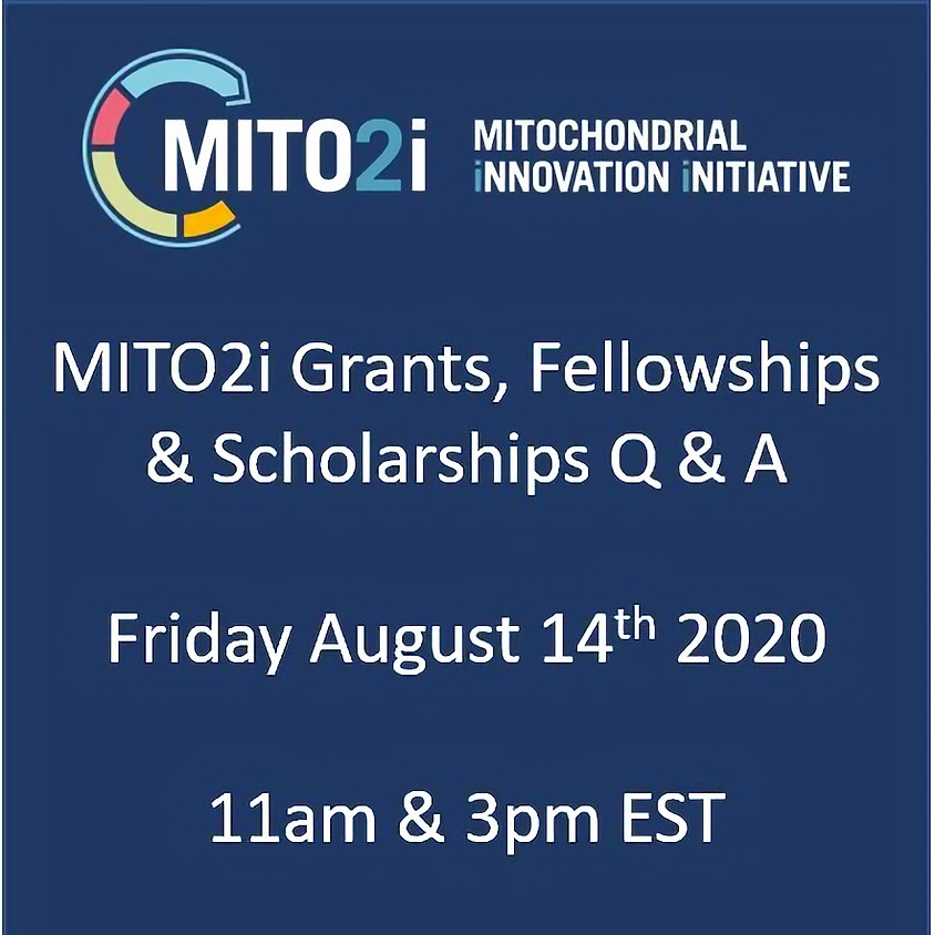 MITO2i Grants, Fellowships & Scholarships Q&A Session