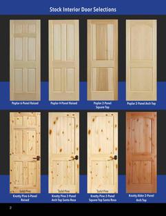 Stock Interior Doors