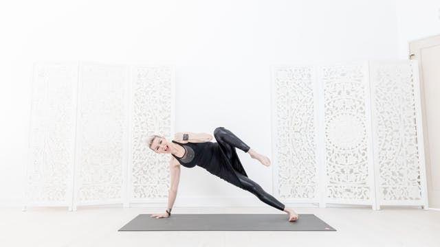 Shred-Yoga mercredi 18h00 STUDIO