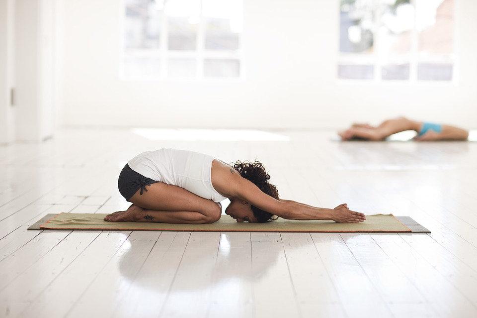Hatha-Yoga mercredi 19h00 STUDIO