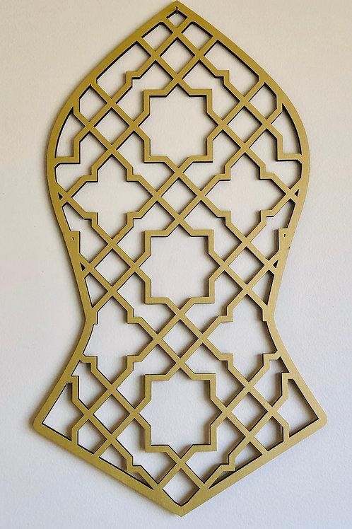Islamic Pattern 1 [Golden]