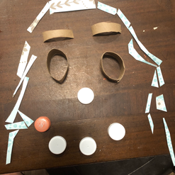 Found Object Face  (Apr 24, 2020 at 8_07