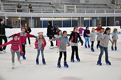 Jones Center Ice Skating Rink