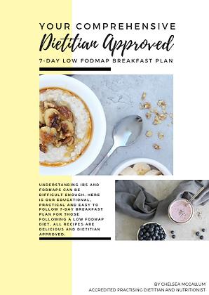 Low FODMAP Guide & Breakfast Recipes