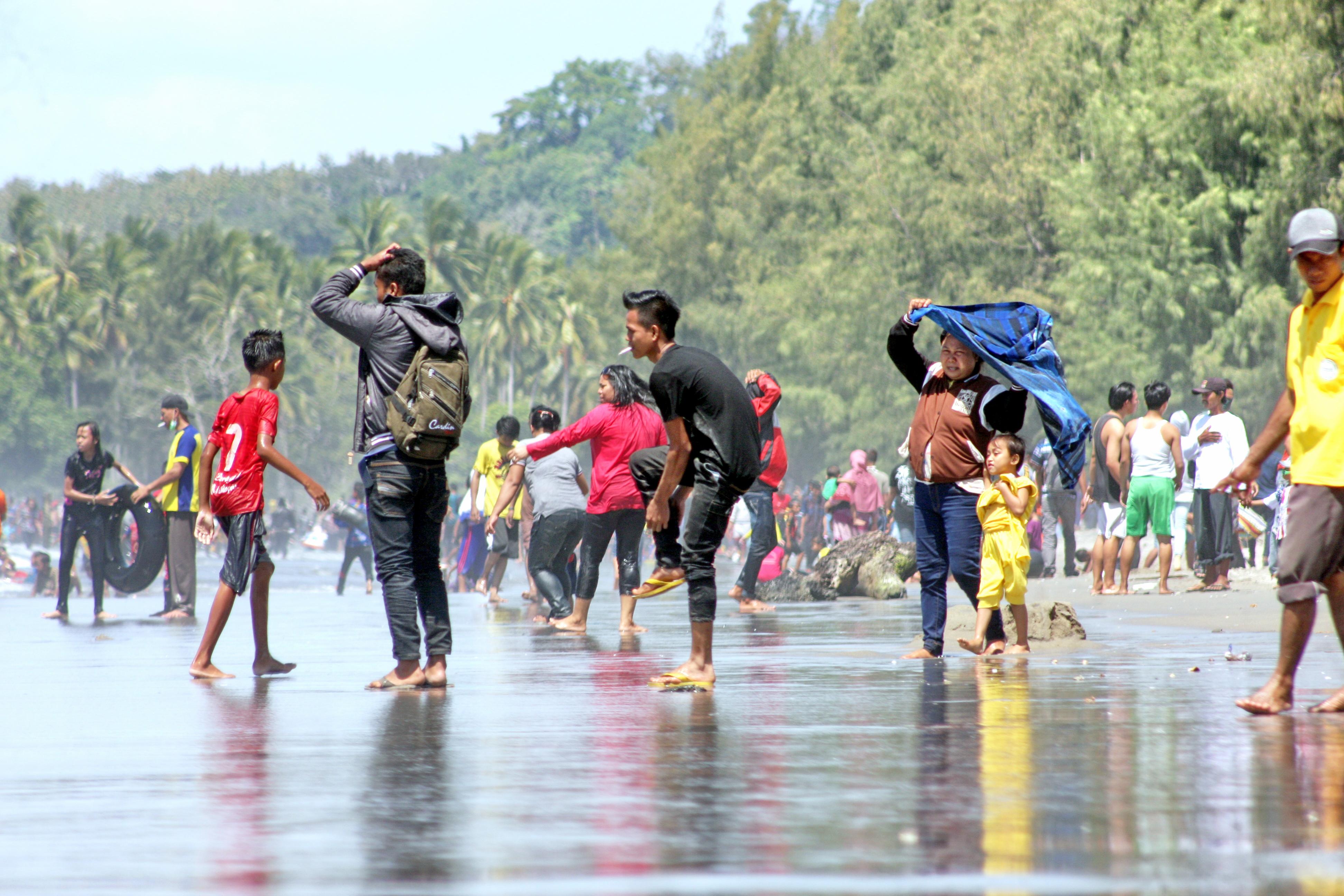 Pantai Panggulawu Pudonggala