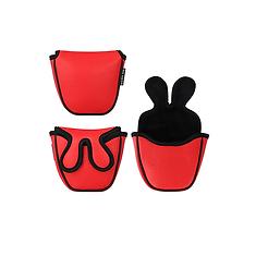 bigteeth-red-mallet-putter-head-cover-mi